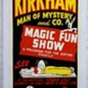 "Original ""Kirkham"" Lithograph Poster"