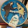 Chesterfield Cigarette Cardboard Sign