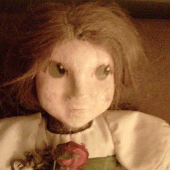 old dolly  - Dolls