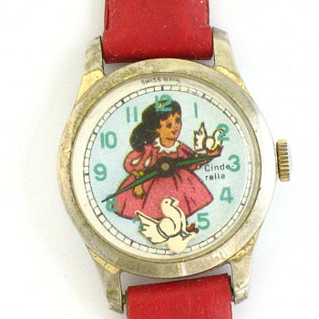 Got a mystery. Cinderella watch
