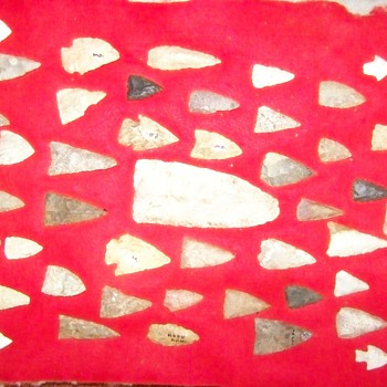Arrowheads Real or fake?