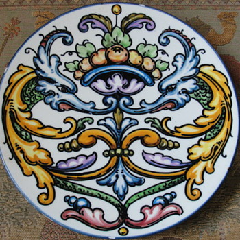 Attic find!! - Art Pottery