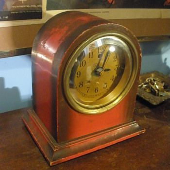 Telechron Electric Clock, 1920s.