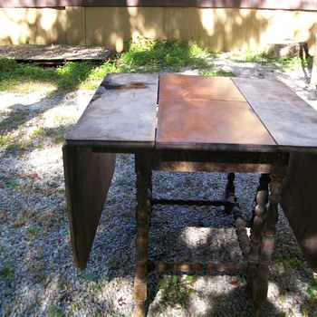 Anyone recognize what this table is? - Furniture
