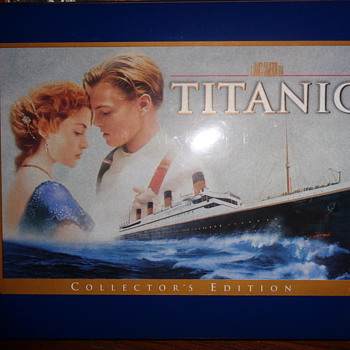 Titanic special collector's edition box - Movies