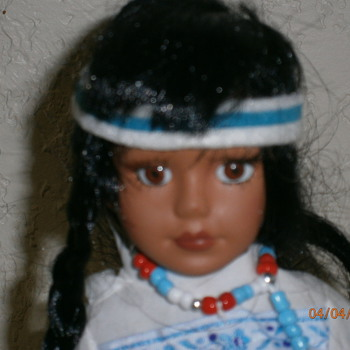 Indian Doll - Dolls
