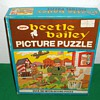 Jaymar speciality co. Beetle Bailey, &quot;Potato artist&quot; Puzzle.