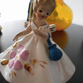 "Napcoware 3 1/2"" figurine"