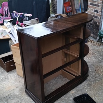 Montgomery Ward desk