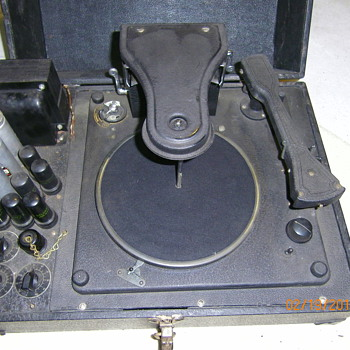 Capehart Phonograph PA Amp