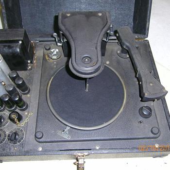 Capehart Phonograph PA Amp
