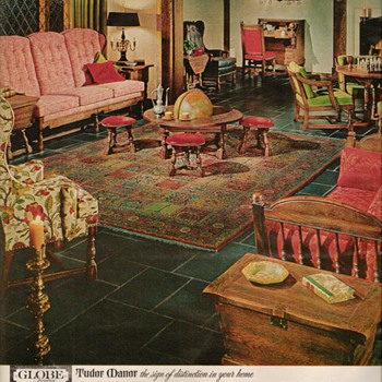 1968 - Globe Furniture Advertisement - Advertising