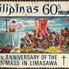 "1972 - Philippines ""First Mass"" Postage Stamp"