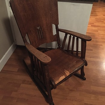 Antique Rocking Chair? - Furniture