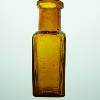 McKesson & Robbin's Medicine Bottle