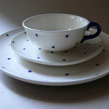 Hedwig Bollhagen coffee set designed 1934