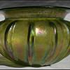 Loetz Diana Ciselé squat vase or bowl circa 1899