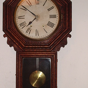 new haven clock i want to know its worth been in my family for over 100 years does work just needs to wind it up