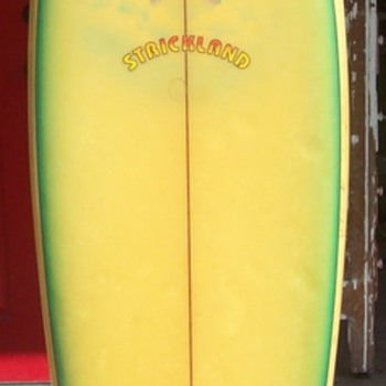 Strickland Surfboard - Sporting Goods