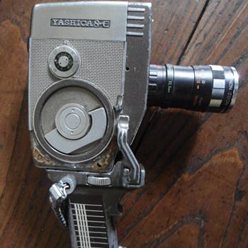 Yashica 8 E Reflex Zoom 8 Camera