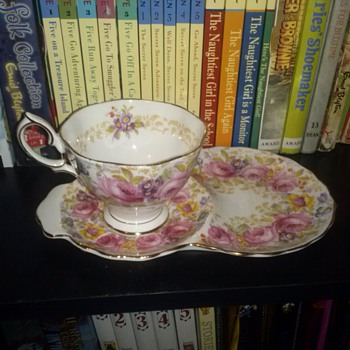 my favorite tea cup