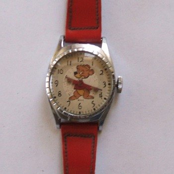 1949 Bongo The Bear - Wristwatches
