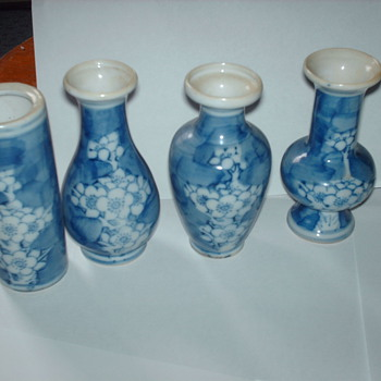 how old? - China and Dinnerware