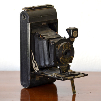 My Dad's No. 1 Pocket Kodak Camera