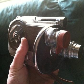 Revere Model 26 Magazine 16mm
