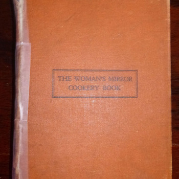 The Woman's Mirror Cookery Book 1938