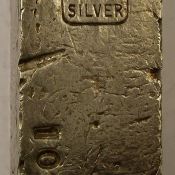 Drew Silver Corp 10.21 ounces of 999+ Fine Silver - Sterling Silver