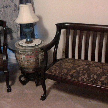 GRAM'S  ANTIQUE TREASURE - Furniture