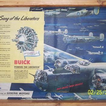 buick war ad  - Advertising