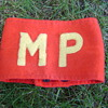 WWII USMC MP Armband