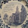 "Wedgwood College ""HARVARD UNIVERSITY"" Plates c1927 -- Part 2"