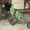 GI Joe Official Jeep Combat Set