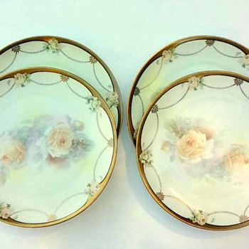 Great-Grandma's China Plates ~ - China and Dinnerware