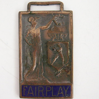 FAIRPLAY Watch Fob
