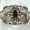Very Large Late Victorian or Edwardian Sash Pin