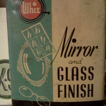 Whiz Glass Cleaner
