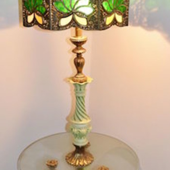 Purchased this lamp today