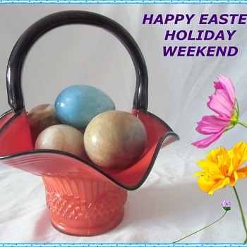 Happy Easter Weekend to CW - Have a great holiday!