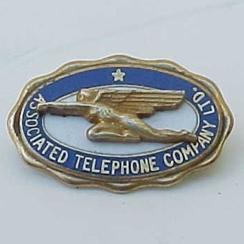 Associated Telephone Company, Ltd. Pin - Telephones