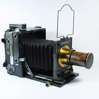Speed Graphic, Pre-Anniversary c. 4x5 (1935) - Cameras
