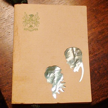 "Small Booklet ""University Of Michigan Frosh Frolic 1937 - Paper"