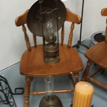 Scott Co. Surgeons lamp - Lamps