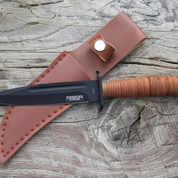 "ANOTHER ""DEFENDER XTREME"" MILITARY-Style CAMPING/HUNTING KNIFE"