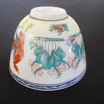 Mix of chinese antique pottery (2) - Asian