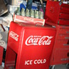 1937 Coco Cola Ice Cooler