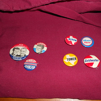 Political pins - Medals Pins and Badges